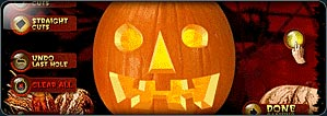 Halloween Virtual Pumpkin Carver